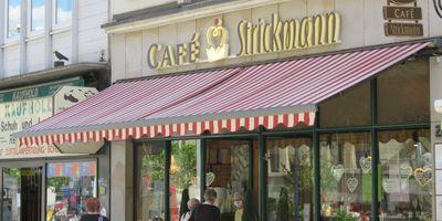 Café Strickmann in Dortmund