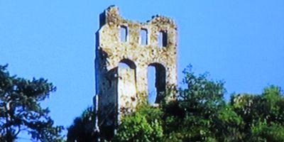 Die Ruine der Grevenburg in Traben-Trarbach