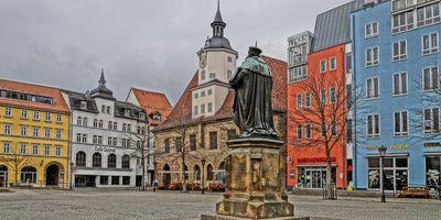 Rats-Apotheke in Jena