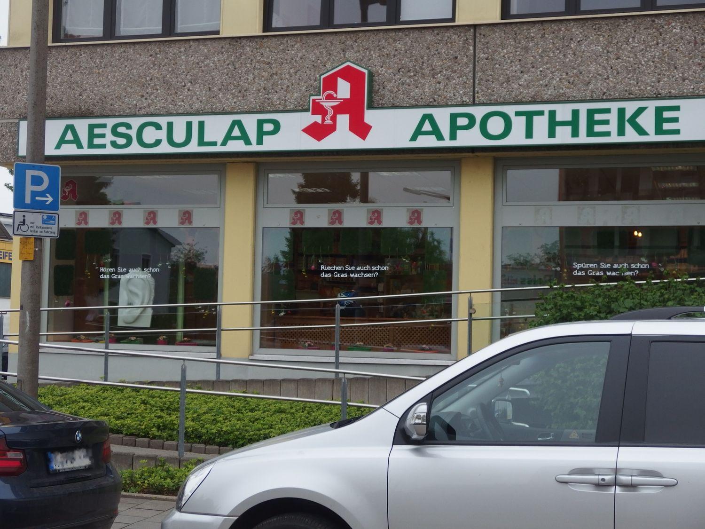 Apotheke Stadtamhof