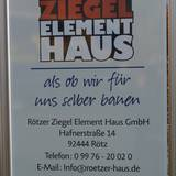 Rötzer-Ziegel-Element-Haus in Regensburg