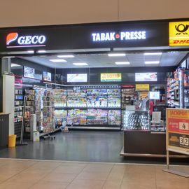 GECO Tabak Zeitschriften in Dresden