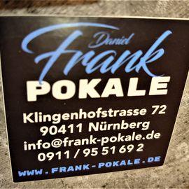 Bild zu Daniel Frank Pokale in Nürnberg