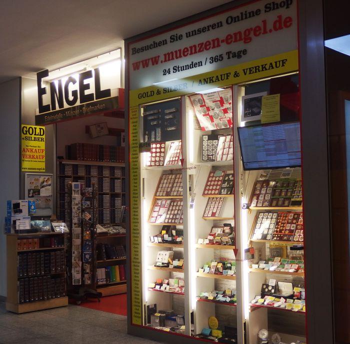 Engel Gold Und Silberankauf 1 Foto Regensburg Weichs Weichser