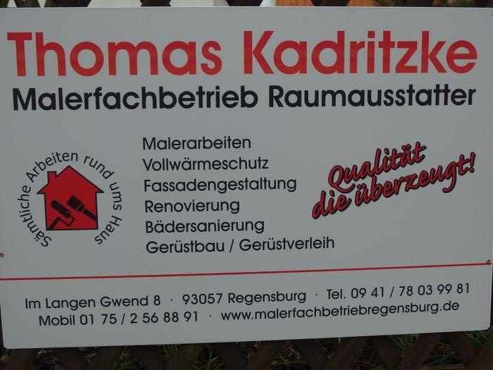 Raumausstatter Regensburg kadritzke malerfachbetrieb 1 bewertung regensburg