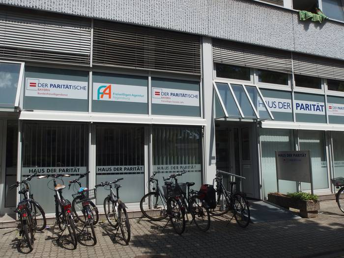 Paritatischer Wohlfahrtsverband Landesverband Bayern E V 1 Foto