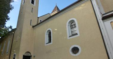 Dreifaltigkeitskirche in Regensburg