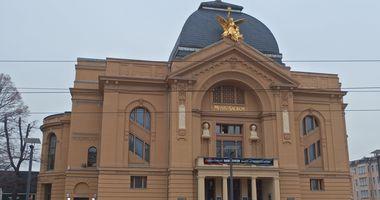 Theater u. Philharmonie Thüringen Bühnen der Stadt Gera in Gera