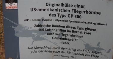 Geopfad Tegerheimer Schlucht in Tegernheim