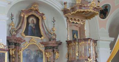 Pfarrkirche St. Elisabeth in Blaibach