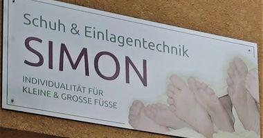 Schuh- und Einlagentechnik Simon in Regenstauf