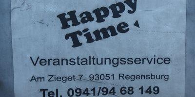Happy Time Verleih Veranstaltungsservice Michael Landstorfer in Regensburg