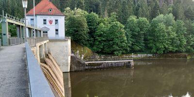 Höllensteinsee in Viechtach