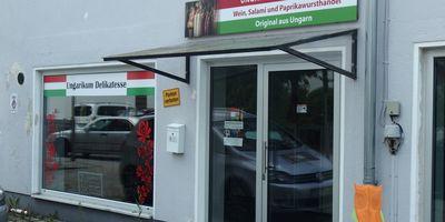 Ungarikum Delikatesse Paprikawurst und Salamihandel in Metten