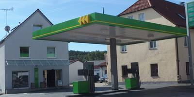 Tankstelle Kraus in Bodenwöhr