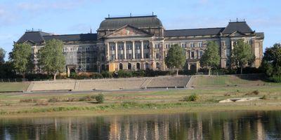 Sächsisches Staatsministerium der Finanzen in Dresden