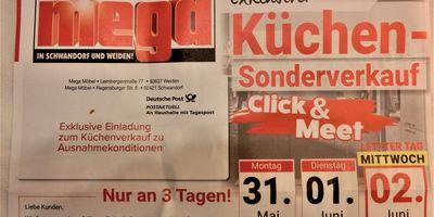 Mega Möbel Uschold Preisbrecher Möbel Discounter GmbH in Schwandorf