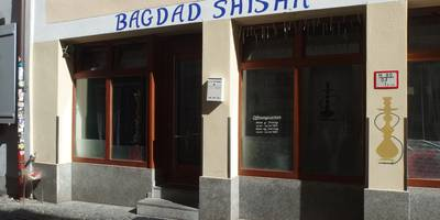Bagdad Shisha Bar in Regensburg