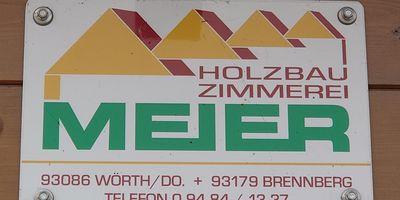 Josef Meier Holzbau Zimmerei in Wörth an der Donau