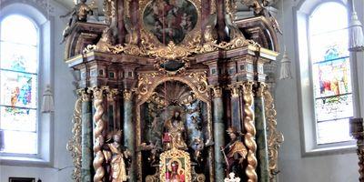 Bergkirche St. Salvator in Mainburg