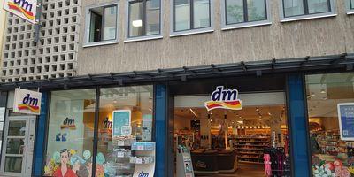 dm-drogerie markt in Nürnberg