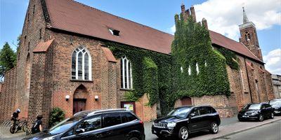 Evangelische Kirche Kloster Gemeindebüro in Cottbus