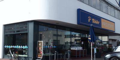 Tchibo Prozente mit SB-Kaffee Bar in Neutraubling