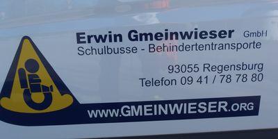 Gmeinwieser Erwin GmbH Schulbusse in Regensburg