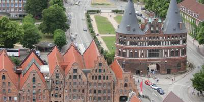 Museum Holstentor in Lübeck