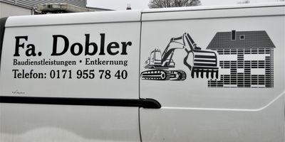 Fa. Dobler Baudienstleistungen Entkernung in Schwandorf