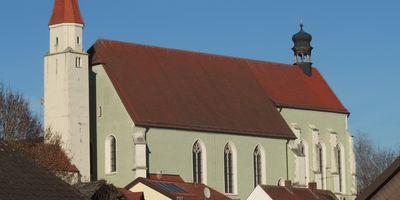 Orgelmuseum ehem. Franziskanerkirche in Kelheim