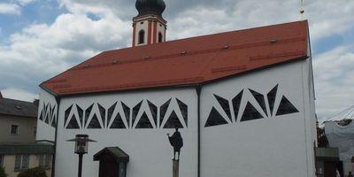 Stadtpfarrkirche St. Pankratius in Roding