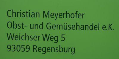 Meyerhofer e.K. Obst aus aller Welt - Feinkost - Vitaminhelden in Regensburg