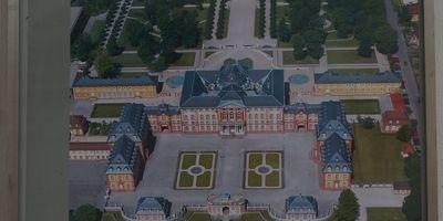 Schloss Bruchsal in Bruchsal