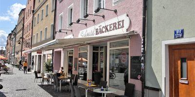 Café Bäckerei Schmid in Regensburg