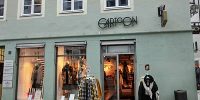 Cartoon Store in Passau