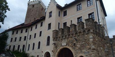 Burg Falkenfels in Falkenfels