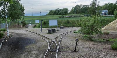 Feldbahnmuseum Friedrich-Zeche in Regensburg