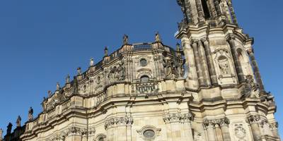Kathedrale Ss. Trinitatis, Hofkirche Dresden in Dresden