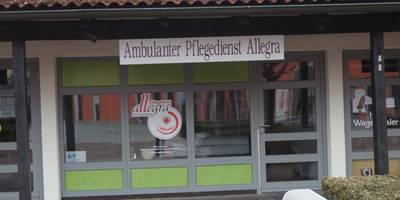 Ambulanter Pflegedienst Allegra in Bad Gögging Stadt Neustadt