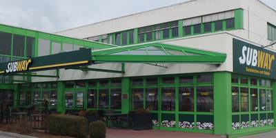 Subway in Neutraubling