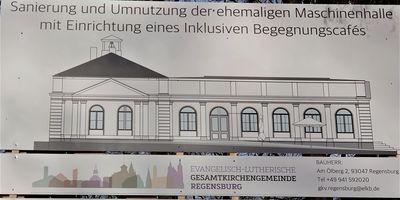 Evang.-Luth. Gesamtkirchenverwaltung Geschäftsführer Klaus Neubert in Regensburg