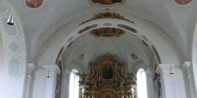 Pfarrkirche Mariä Himmelfahrt in Furth im Wald