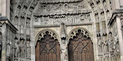 Hoher Dom zu Augsburg (Hohe Domkirche Unserer Lieben Frau zu Augsburg) in Augsburg