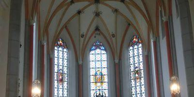 Pfarrkirche St. Ulrich in Pocking