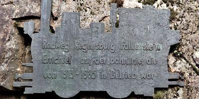 Wanderweg und Radweg Regensburg-Falkenstein c/o Tourismusbüro Landratsamt Regensburg in Regensburg