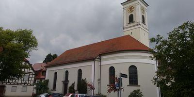 St. Vitus in Fischbach Stadt Friedrichshafen