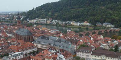 Evangelische Kirche in Heidelberg - Heiliggeistkirche in Heidelberg