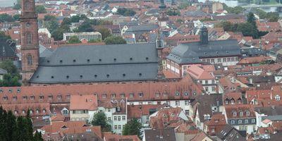 Jesuitenkirche in Heidelberg