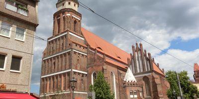 Oberkirche St. Nikolai in Cottbus